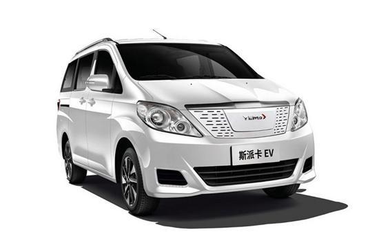 新款野马斯派卡EV正式上市 售价10.99万起
