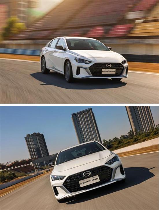 广汽传祺EMPOW55将于上海车展开启预售
