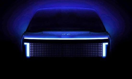 发布时间提前 现代IONIQ 7有望于2023亮相