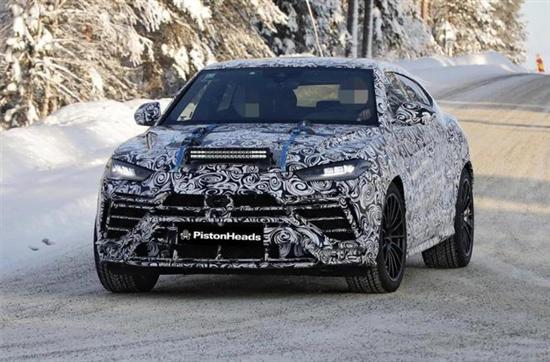 兰博基尼Urus新版车型将推出PHEV车型