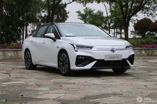 针对网约车市场 广汽埃安AION S增两款车型