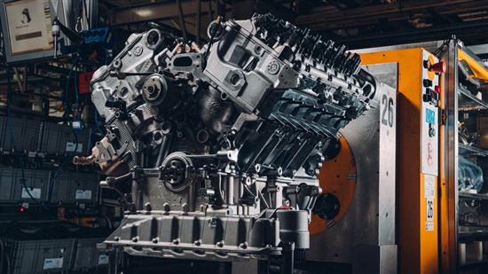 宾利W12发动机完成测试 功率达659马力