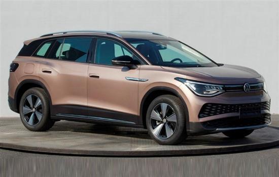 保留概念车元素 曝大众全新纯电动SUV实车