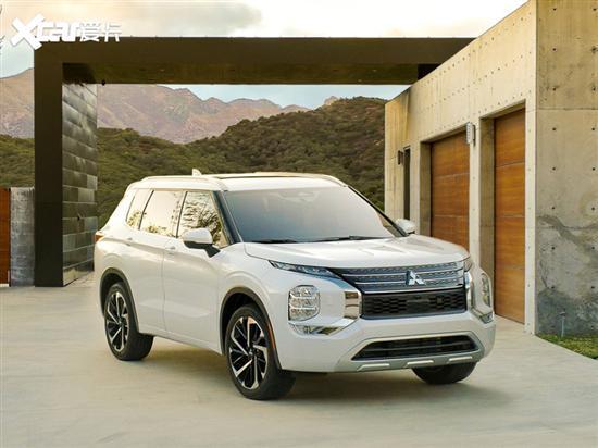 新一代三菱欧蓝德在美售价 约17.46万起