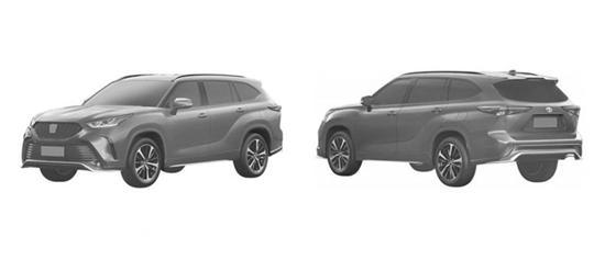 一汽丰田版汉兰达新消息 有望9月上市