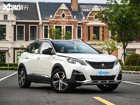 新款标致4008 PHEV消息 将上海车展上市
