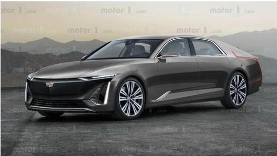 对手是EQS和7系?凯迪拉克将发布纯电轿车