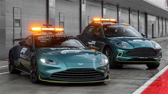 阿斯顿·马丁纯电SUV及跑车2025年投产