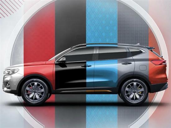 哈弗H6国潮版车型将于3月23日正式上市