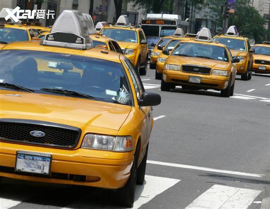 全世界的城市符号 各国经典出租车盘点