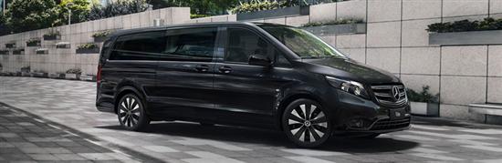 配置升级 2021款奔驰威霆售29.38万起