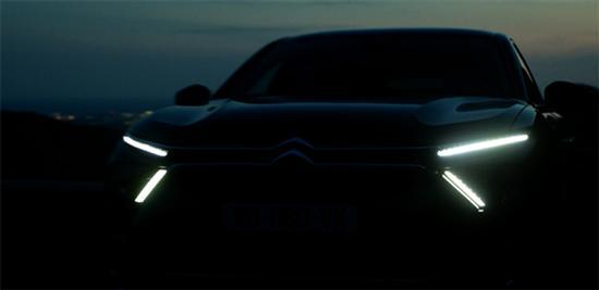 4月12日首发 雪铁龙全新车型预告图曝光