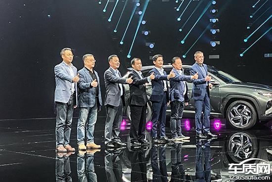北京现代全新途胜L上市 售16.18-20.18万元