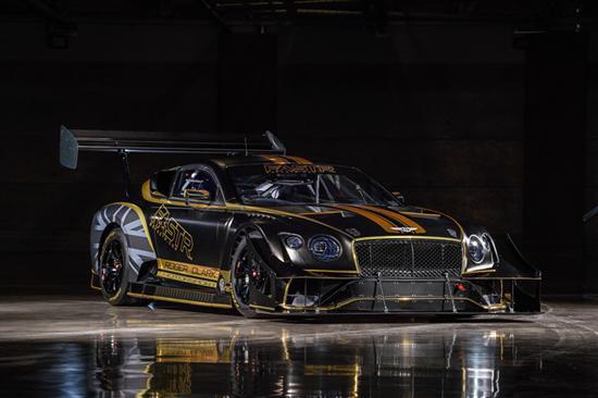 采用可再生燃料 欧陆GT3将亮相派克斯峰赛