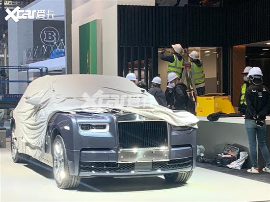2021上海车展探馆:幻影天魄典藏版曝光