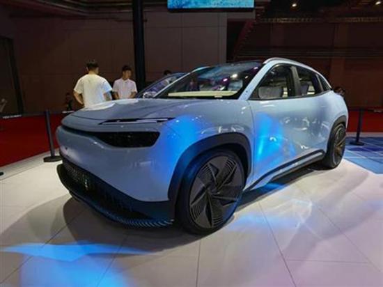 上海车展:奇瑞新能源大蚂蚁X正式发布