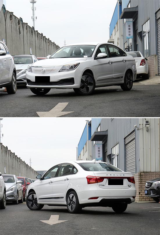 东风风神E70新增车型上市 售价14.58万元