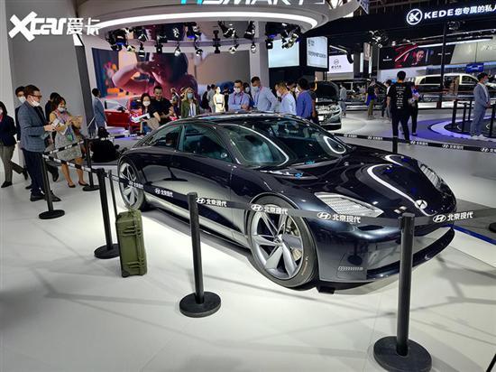 现代IONIQ 6车型消息 将2022年正式推出