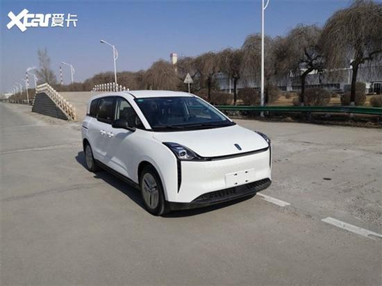 一汽奔腾E05申报图曝光 可以充电/换电