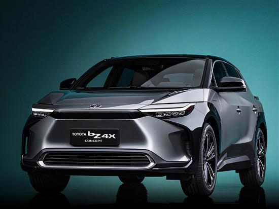 太阳能充电 丰田纯电SUV bZ4X年内量产
