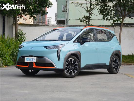 广汽埃安5月销量过万 纯电轿跑即将上市