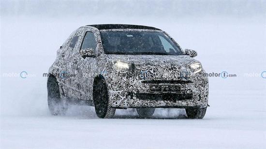 丰田Aygo X今年将量产 将于年内发布
