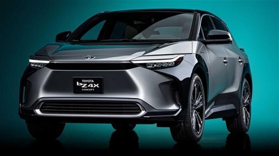 丰田bZ4X量产版将至 矩形方向盘秒杀99%车型