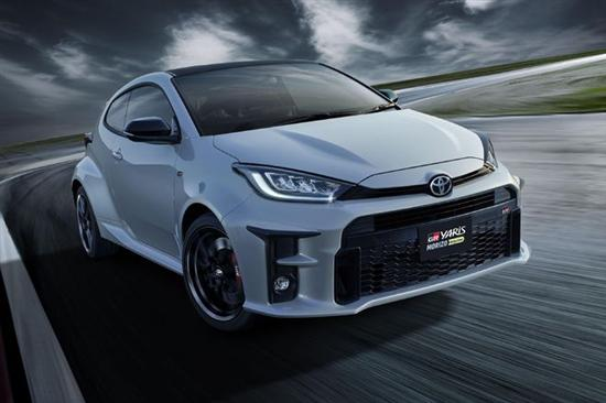 实时改装升级 丰田GR YARiS特别版发布