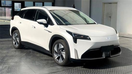 新款广汽埃安AION LX申报图 设计更运动