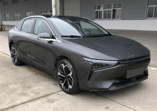 全铝车身 奇瑞全新电动车瑞腾RT-1现身
