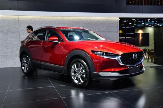 配置提升 新款马自达CX-30将于26日上市