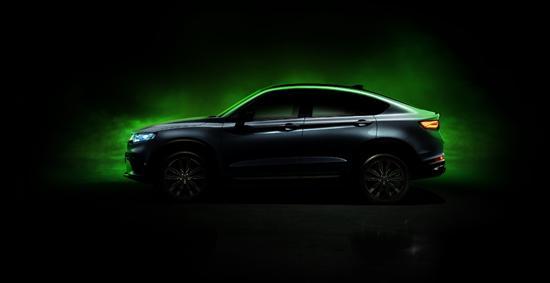 吉利全新运动SUV车型曝光 定名星越S