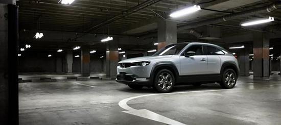 马自达发布2030年新品规划 推15款新能源车
