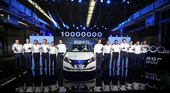 18年1300万辆 东风日产引领中国汽车发展