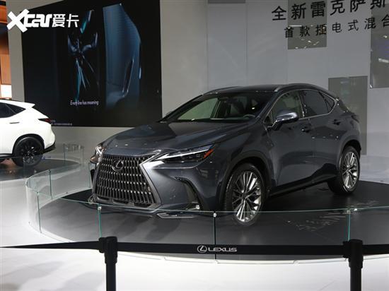 粤港澳车展:新一代雷克萨斯NX正式亮相