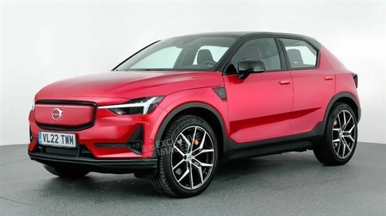沃尔沃全新纯电SUV最新消息 将于2023年亮相
