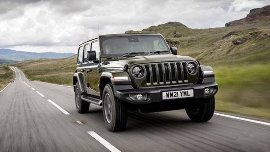 越野性能提升 Jeep牧马人80周年纪念版发布
