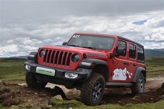 越野性能更加强悍 试驾Jeep牧马人4xe