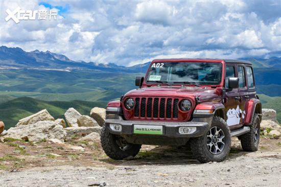 Jeep牧马人4xe增两款新车 53.49万元起