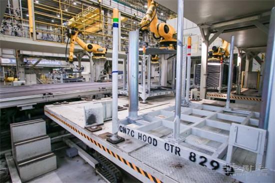 智能工厂造智能车 探访第七代伊兰特基地