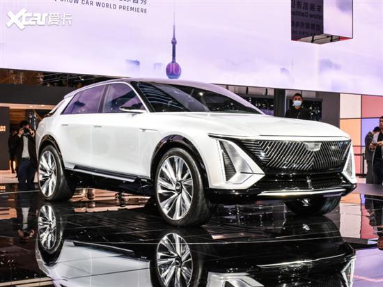 凯迪拉克LYRIQ将在美预售 国产车不远了
