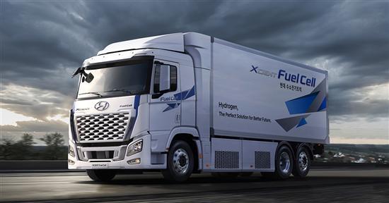 现代将入股德国氢气燃料集团H2 Mobility