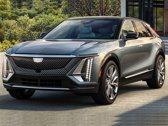 凯迪拉克全新电动SUV将量产 海外接受预定