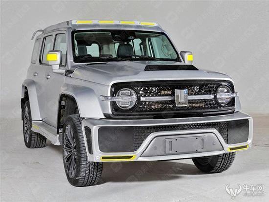 来自未来的城市SUV 坦克300赛博版年内上市