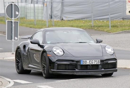 保时捷911混动版来了 预计2023年发布