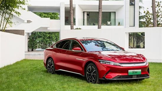 比亚迪汉新车型或搭5G系统 成都车展上市