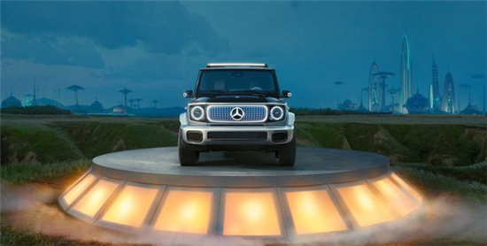 奔驰电动化军团来袭 慕尼黑车展新车发布