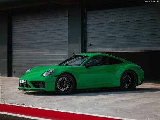 提供多种车型 全新保时捷911 GTS官图发布